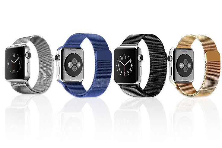 Buy Milanese Loop Stainless Steel Band for Apple Watch - 8 Colours! UK deal for just £15.00 £15 instead of £121.83* for a Milanese Loop Stainless Steel Band for Apple Watch - 8 colours from Kendor Van Noah - save up to 89% BUY NOW for just £15.00