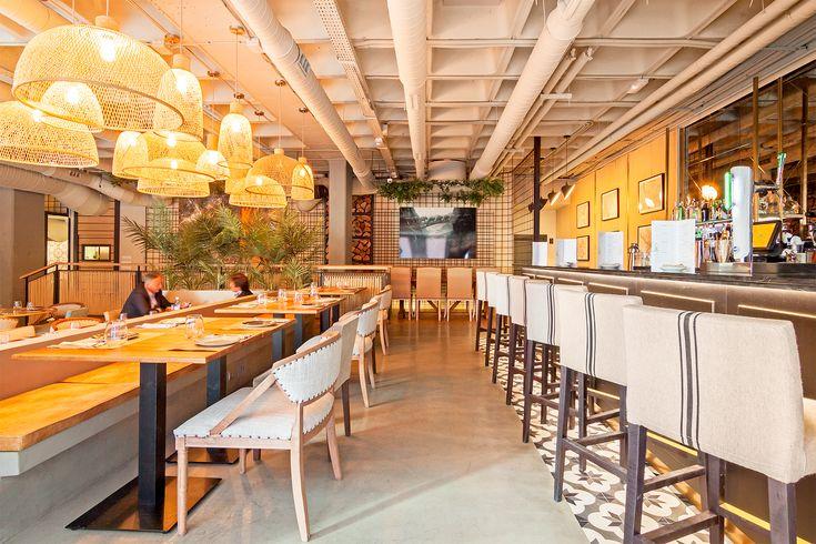 Restaurante Marieta en Madrid. Muy completo: agradable, bien decorado, buen ambiente, comida rica y precio razonable. Es otro de mis descubrimientos del mes.
