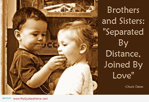 nice quotes from brother to sister Google Search Cute