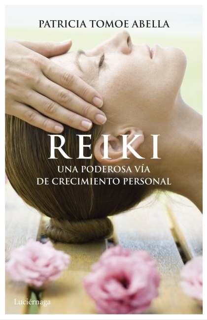 REIKI by Patricia Tomoe Abella, published by Luciernaga in Spain. World rights available.