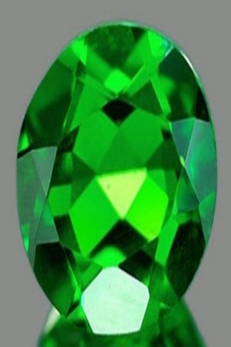 CHROME DIOPSIDE 2.75 MM ROUND CUT OUTSTANDING GREEN COLOR ALL NATURAL