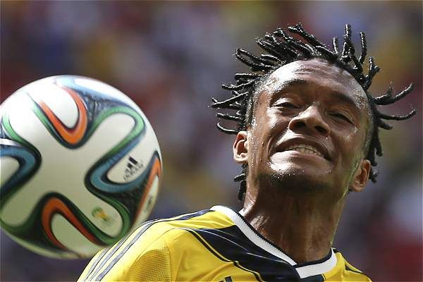 Mundial 2014: 'Este triunfó nos llenó de mucha más confianza': Juan Cuadrado | Mundial Brasil 2014