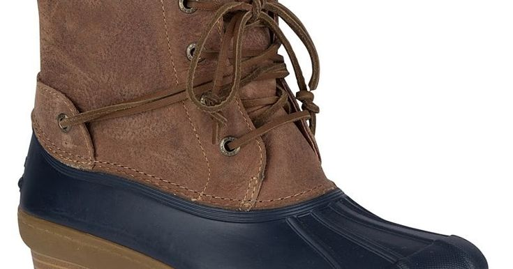 Sperry - Up to 60% Off + Women's Duck Boots $64.98 (Retail $129.95)