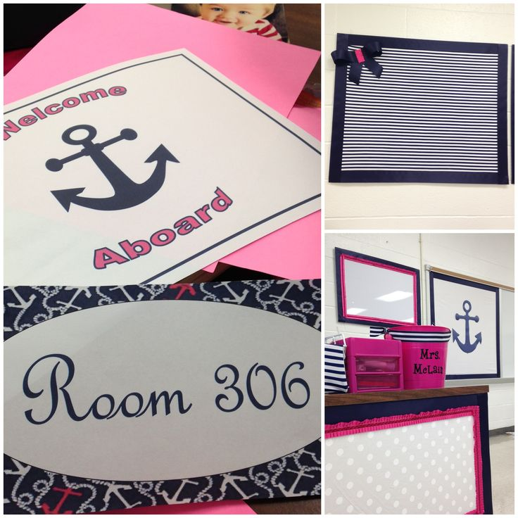 Navy Classroom Decor : Best images about nautical theme classroom decor on
