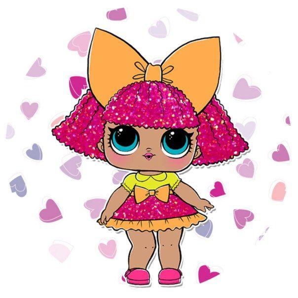 Ваши картинки для крышечек Lol Dolls Lol Doll Party