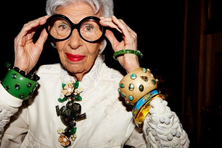 LIFE (style) GOALS    Super ready for this movie about Iris Apfel, the feminist style icon of our dreams