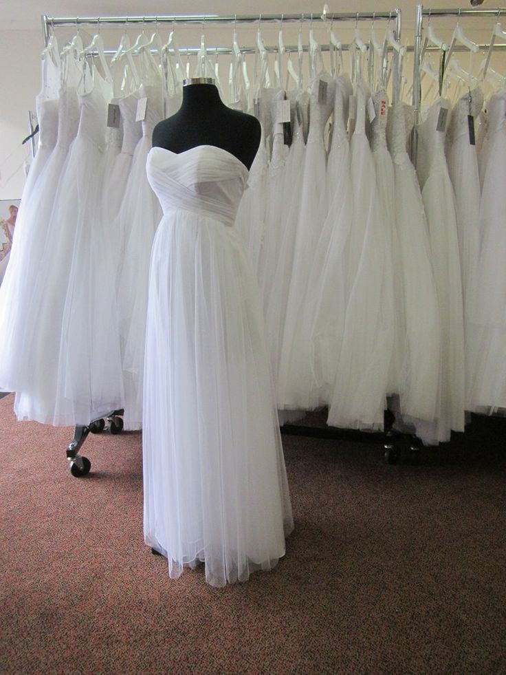 11 best things to wear images on pinterest deb dresses for Off the rack wedding dresses melbourne