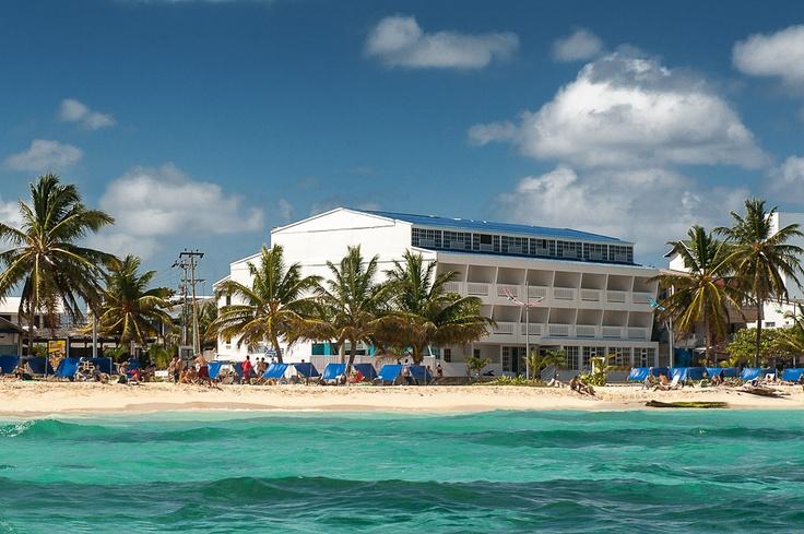 Hotel Bahía Sardina en San Andrés Islas Colombia.
