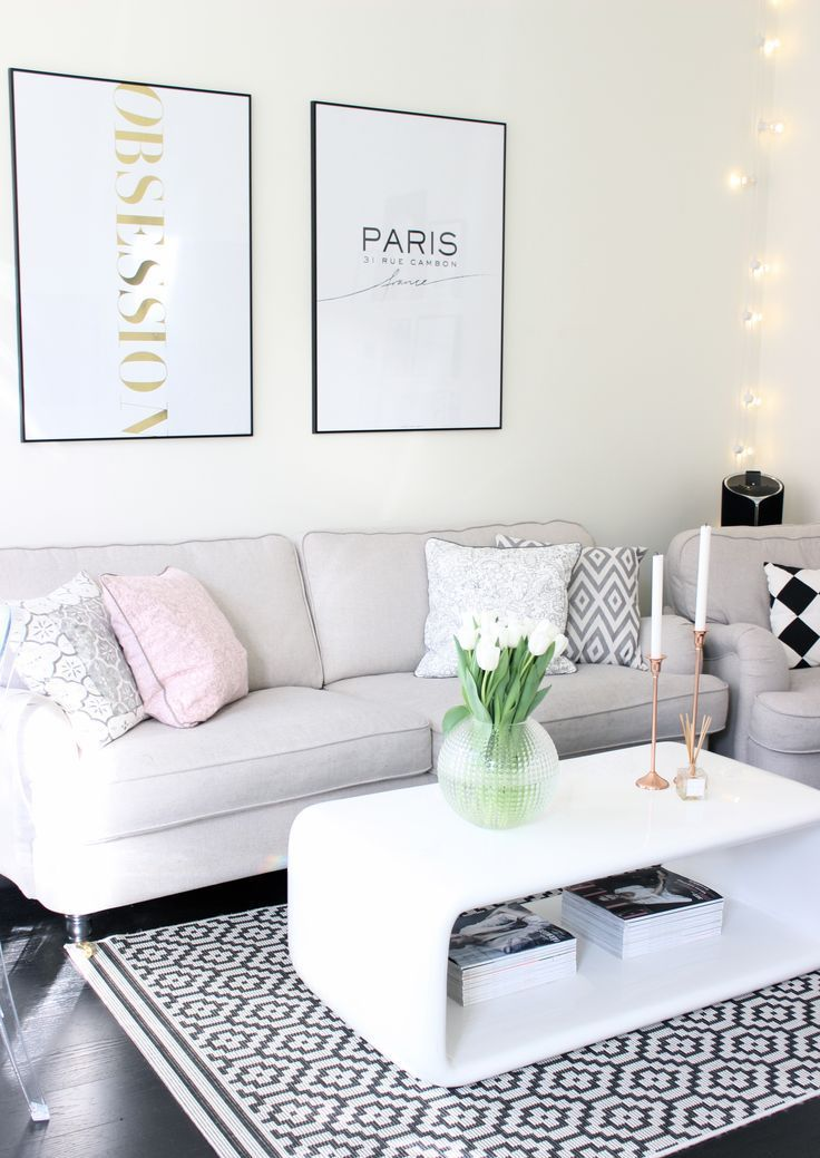 Home Design Ideas: Home Decorating Ideas Living Room Home Decorating Ideas Living Room Crisp living room with a high lux look
