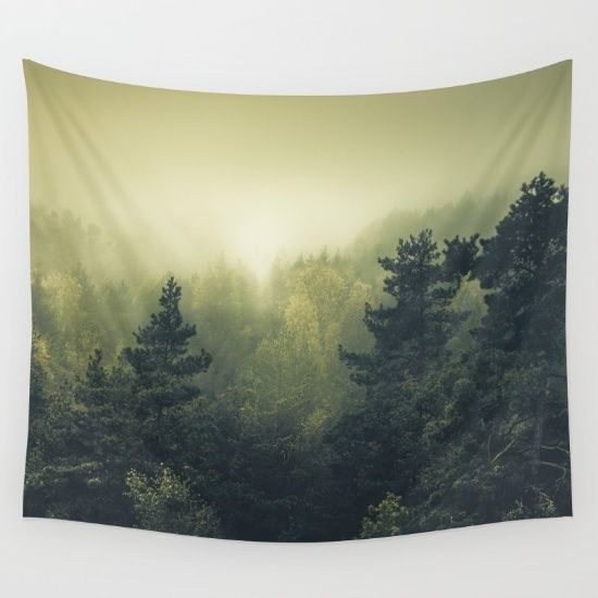 Buy Forests never sleep Wall Tapestry by HappyMelvin. Worldwide shipping available at Society6.com. Just one of millions of high quality products available.