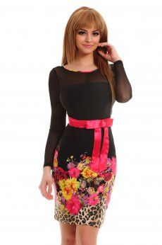 Rochie MissQ Fashion Position Black