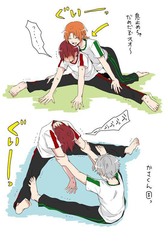 Tsukasa, Leo, & Izumi | Ensemble Stars {Hao2Stretch101}