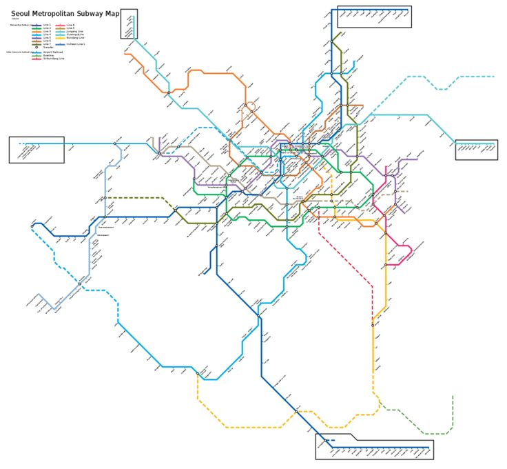 L'area della capitale di #Seoul è la seconda area #metropolitana più grande al mondo, con circa 25,6 milioni di persone. Con 975,4 km (606,1 miglia) di percordo, la Metropolitana di Seoul è il sistema metro più grande del mondo e il più trafficato, con 2,5 milioni di passeggeri all'anno. Con 607 stazioni, un altro record della metro di Seoul, è anche la seconda metro con il più alto numero di stazioni.