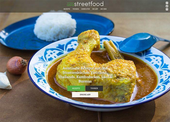 Asia Street Food