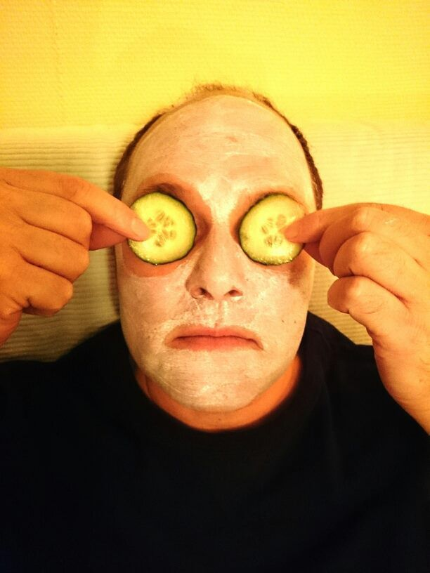 Festfin på nolltid | Testpiloterna  4VOO Energizing Mask