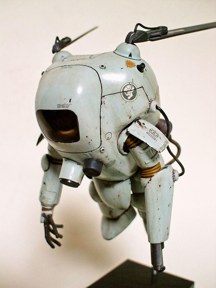 Mechaddiction — astronaut #mecha –...