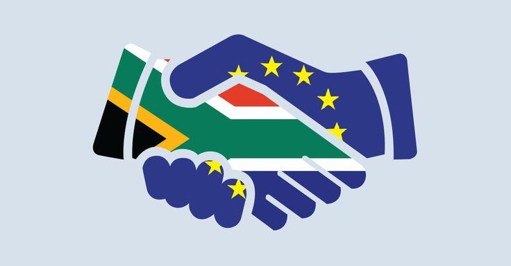 Handshake - South Africa & Europe