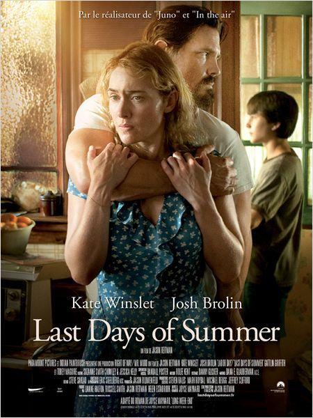 "Last days of Summer : février 2014 / adaptation de ""Long Week-end"" (Labor Day) de Joyce Maynard #cinéma #KateWinslet #JoshBrolin"