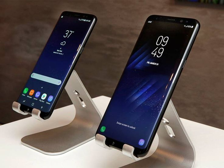 The Samsung S8 and S8 Plus - IT Supplier Blog  #SamsungGalaxy #S8 #S8+ #Smartphone
