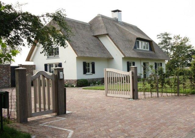 Huis 24 | Riet gedekt | Onze huizen | Presolid Home