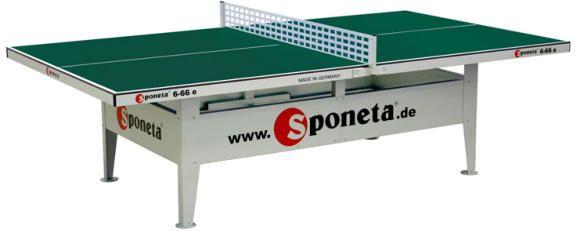 S6-66e / S6-67e Sponeta kültéri pingpongasztal | ping-pong-asztal