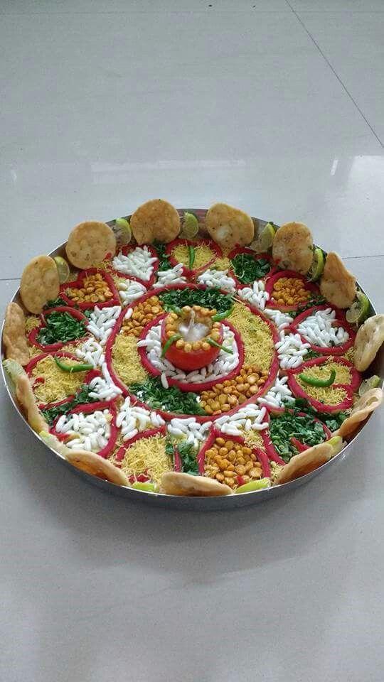 Aarti thali... Yummy...