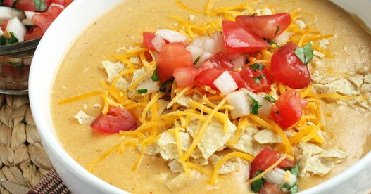 Chili's Top Secret Chicken Enchilada Soup Recipe Is Going Viral