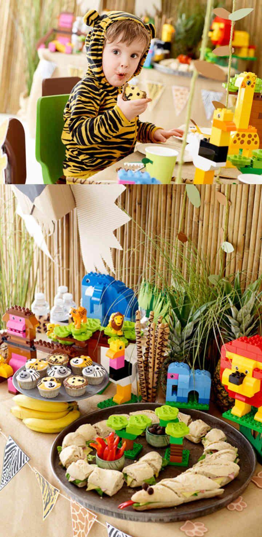 Comment organiser une fête d'anniversaire sur le thème du safari