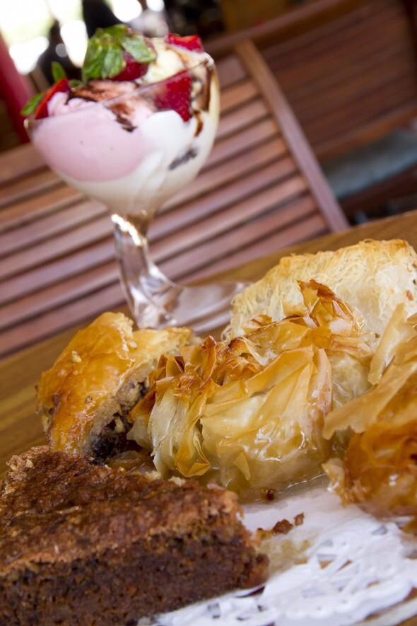 THEODOSIA cafe bar and pastries!!!!