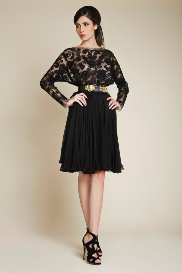 LBD. LBD. Black dress. Vestido negro