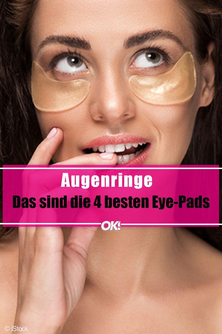 Augenringe: Das sind die 4 besten Eye Pads