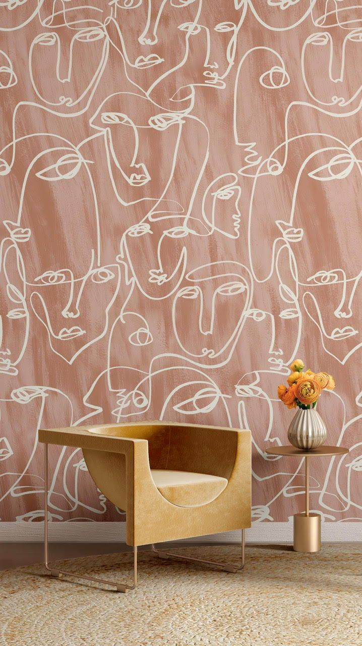 Wall Murals In 2020 Wallpaper Interior Design Contemporary Interior Design Modern Interior Design