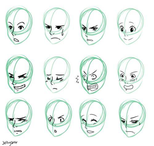 Viria tutorial mouth
