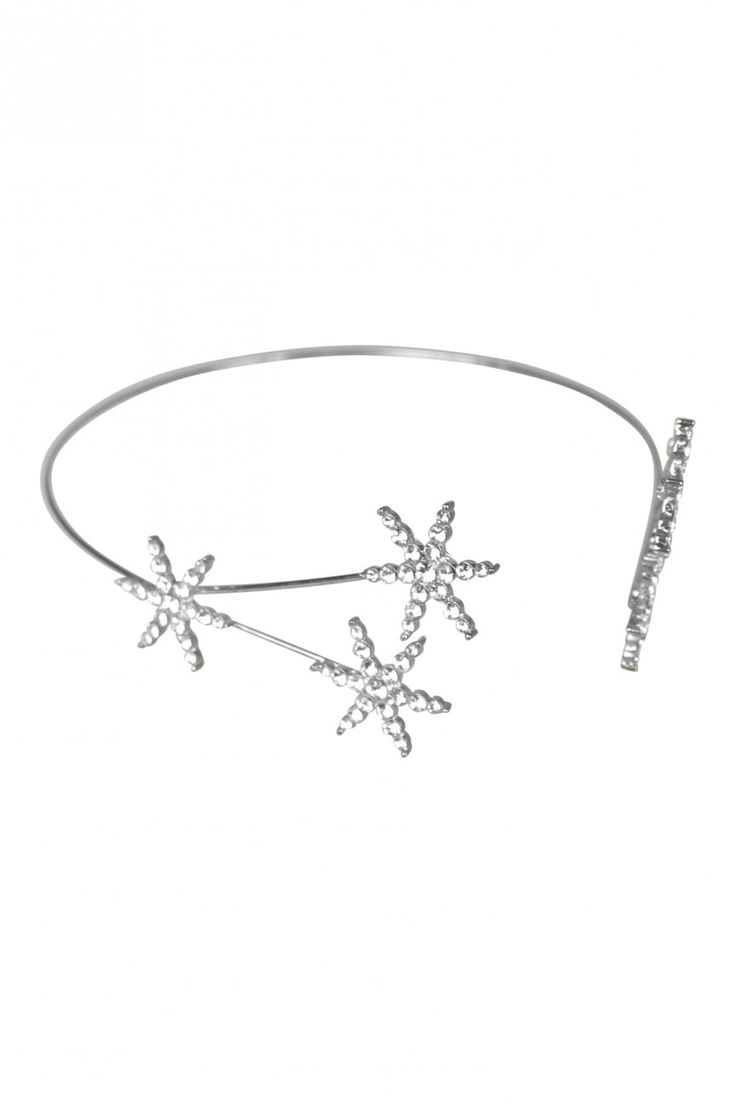 Morgan & Taylor - Brielle Headpiece - Silver