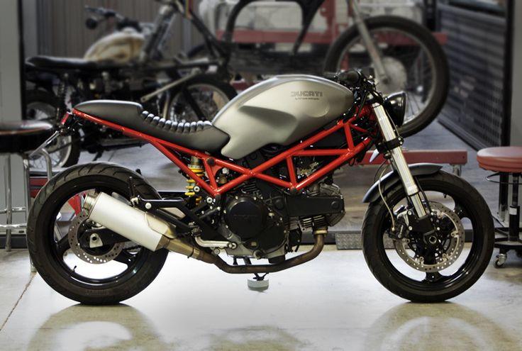 Image result for Ducati Monster TPO Beast Intake kit