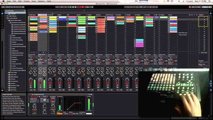how to produce electronic music ableton