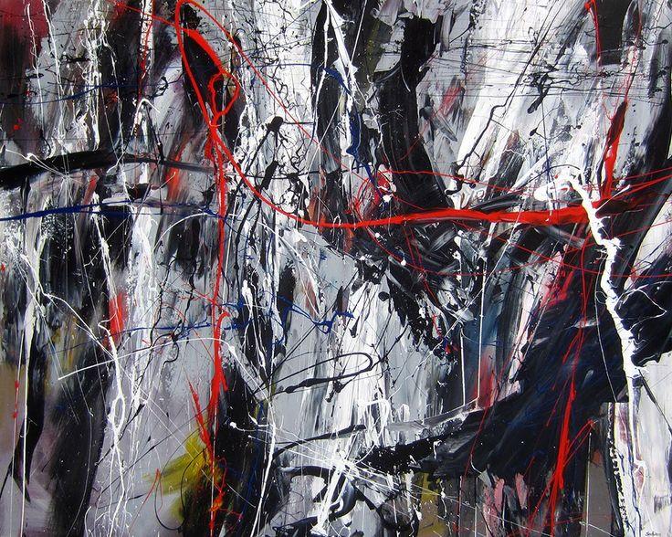 Entrée imprévue par Michel Soulières, artiste présentement exposé aux Galeries Beauchamp. www.galeriebeauchamp.com