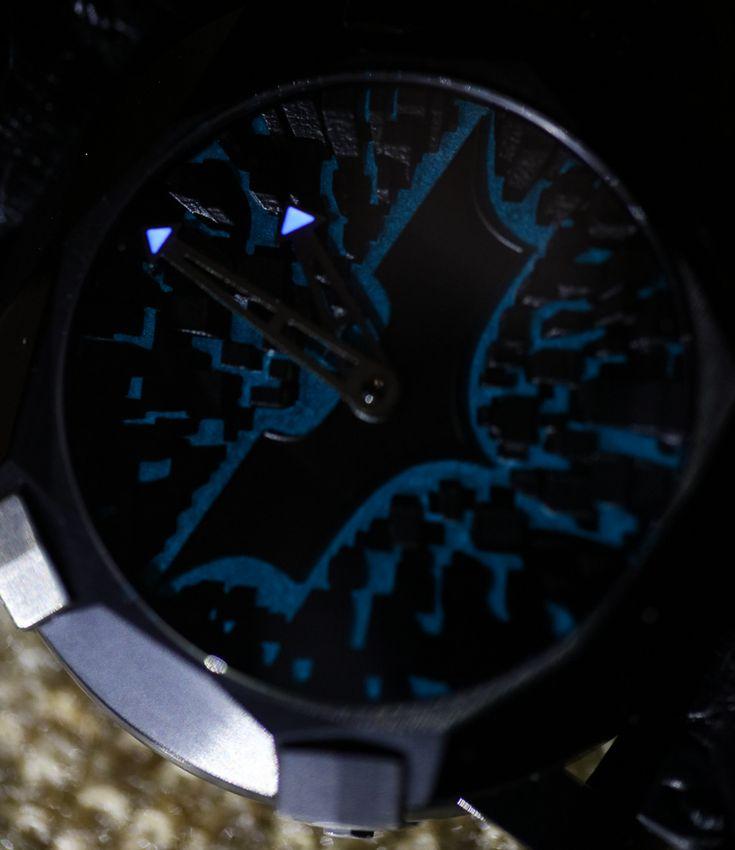 Romain Jerome Batman-DNA Gotham City Watch Hands-On | aBlogtoWatch