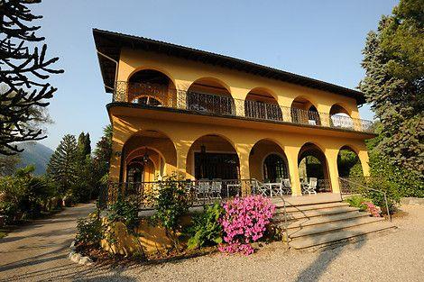 Villa La Collina   Griante #lakecomoville