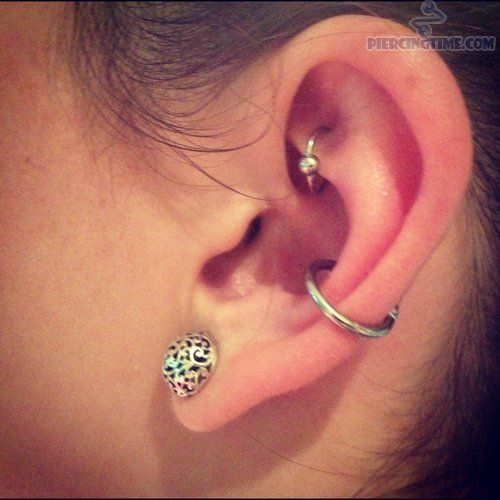 322 best images about Rook piercing on Pinterest