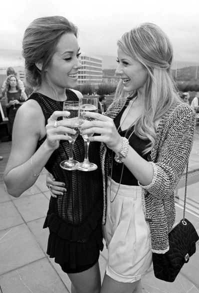 LC & Lo! classssay girls: Hair Colors, Best Friends, Friends Pictures, Bestfriends, Girls Night, Outfit, Bff, Laurenconrad, Lauren Conrad