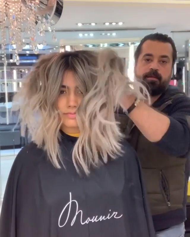 #hair #transformation #tutorial #dye #style