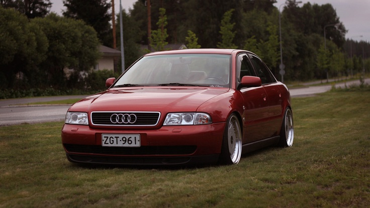 """Audi A6 4g Low >> audi b5 