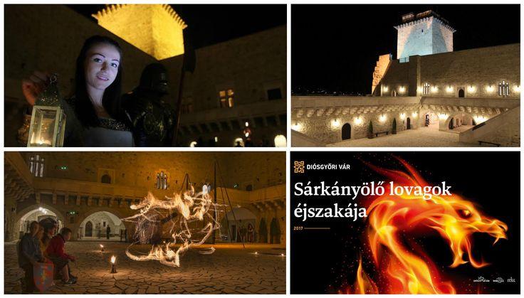 """A Diósgyőri várban egy újabb """"titokzatos éjszakára"""" készülnek április 30-án, vasárnap."""