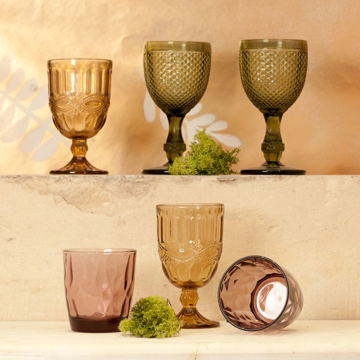 Luxury Glass Collection @ Chic Ville