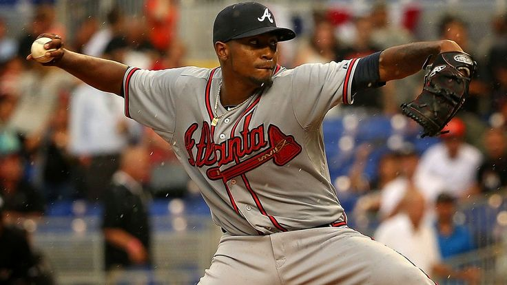 Las Gandes Ligas MLB: Julio Teherán 2015