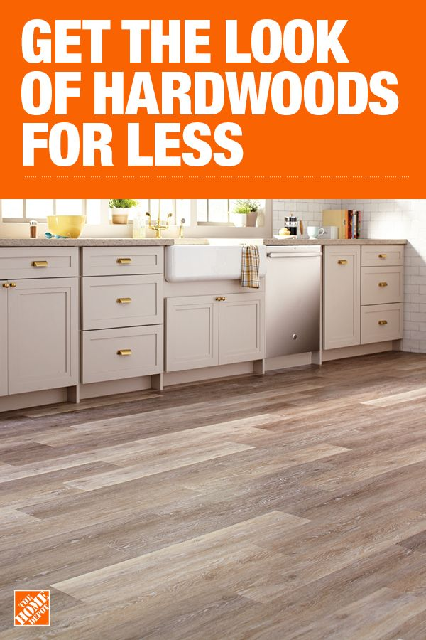 The Home Depot Has Everything You Need For Your Home Improvement Projects Click To Learn More And Shop Availabl Kitchen Flooring Tuscan Kitchen Vinyl Flooring
