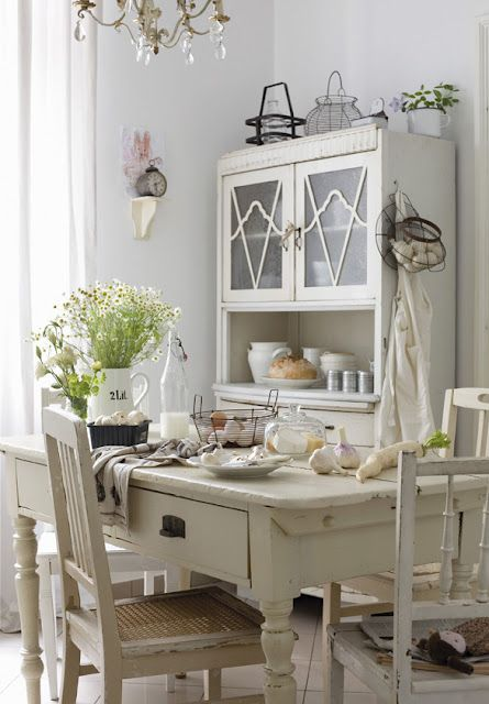 47 Cool And Airy Rustic Dining Room Designs With White Wall Wooden Cupboard Chandelier Window Curtain Table Bar Stool