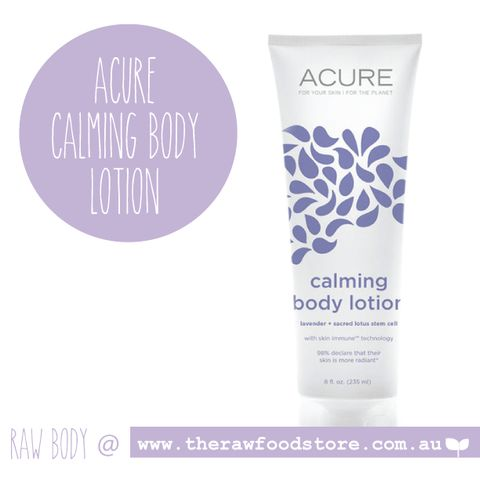 Acure Body Firming Lotion 235ml