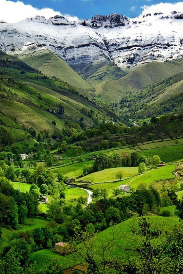Cantabria, Spain/ My dream to visit Spain one day!